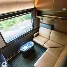 "Die Prestigeclass des ""The Canadian"" Zuges von VIA Rail Canada"