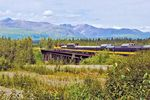 Bahnreisen Yukon und Alaska